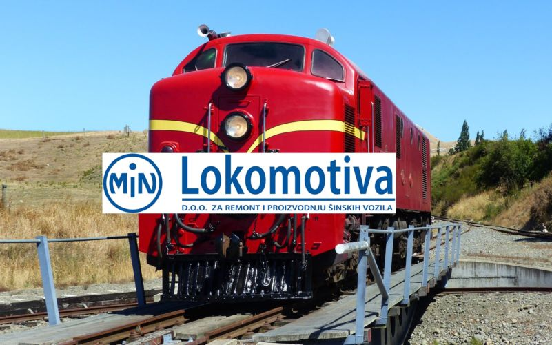 Min Lokomotiva