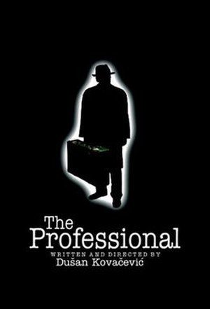 Profesionalac-poster