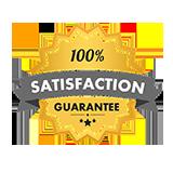 100% zadovoljnih klijenata