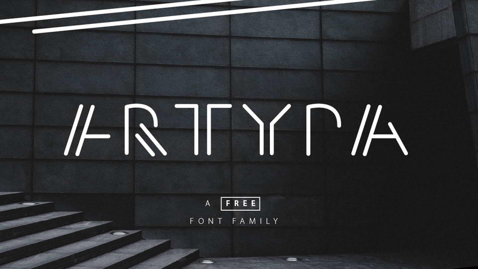 Geometrijski fontovi
