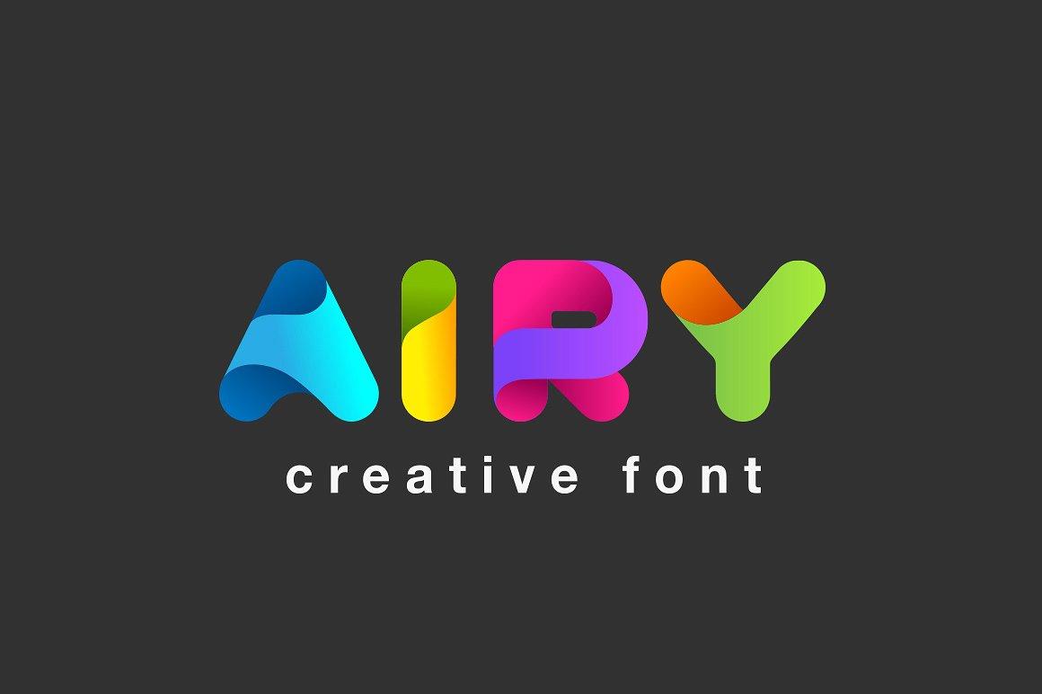 Obojeni fontovi